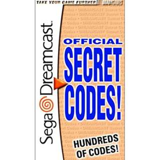 1000's Of Sega Dreamcast Cheats (294 Page Mega eBook)