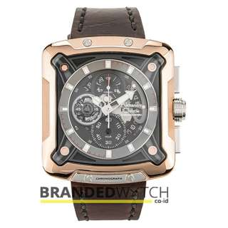Alexandre Christie 3030 MCL Brown Rosegold / Jam Tangan Pria Alexandre Christie 3030 MCL / Alexandre Christie Pria 3030 MCL / AC 3030 MCL Brown Rosegold