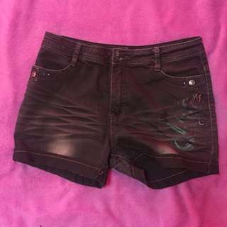 Authentic highwaist shorts
