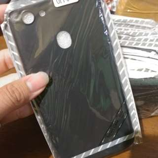 Case oppo f5 black matte premium harga murmer