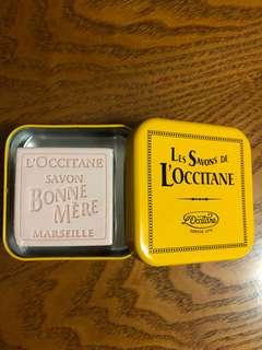 Loccitane Soap with box (Marseille)