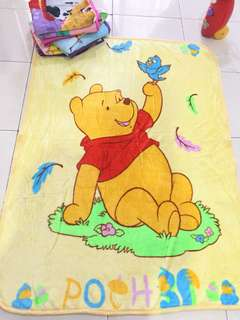 Selimut Winnie the Pooh