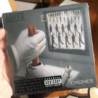 MUSE DRONES ALBUM