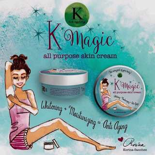 K Magic All Purpose Skin Cream