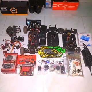 RC BUGGY 1/10 Scale and Others