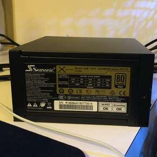 Seasonic X-650 KM3 650W 80 Plus Gold