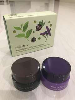 Take all new Innisfree best collection kit
