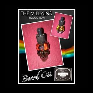 The Villains Production Beard Oil