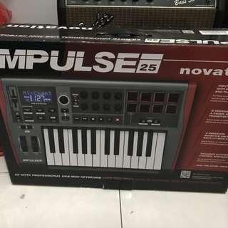 Impulse 20 novation