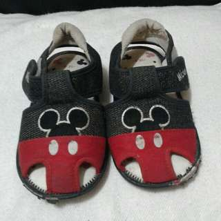 Mickey mouse shoes from Japan