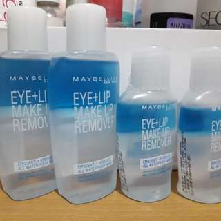 Maybelline Remover New