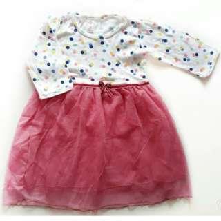 Dress Combi Tutu ( 1,2,3,4th)