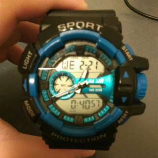 Sport 手錶
