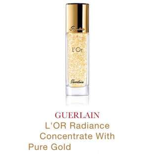 ❗️FREE NM❗️5ml *Guerlain L'OR - Radiance Concentrate With Pure Gold