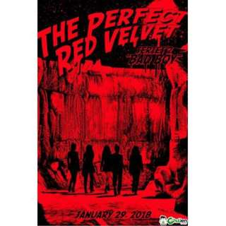 <<代購>>Red Velvet - The Perfect Velvet  (2nd album Repackage) (Kinho Album)