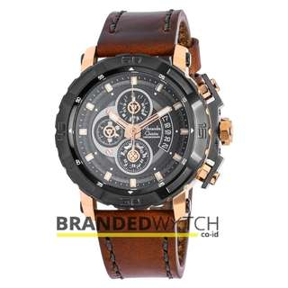 Alexandre Christie 6439 MCL BROWN ROSEGOLD / Jam Tangan Pria Alexandre Christie 6439 MCL / Alexandre Christie  Pria 6439 MCL / AC 6439 MCL BROWN ROSEGOLD