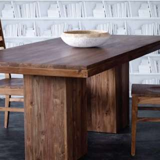FINAL 3days! Dining table and bench