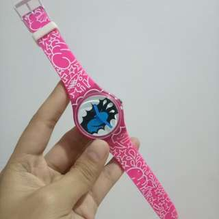 Swatch Kidrobot limited edition!