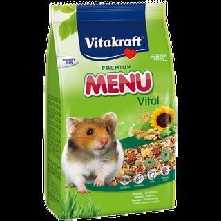 Hamster Food 1 KG - VitaKraft Premium Menu Vital