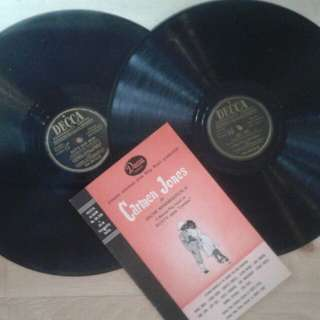 Two 78 rpm records (yr.1943)