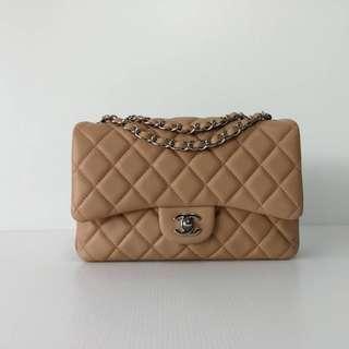 Authentic Chanel Seasonal Flap Bag