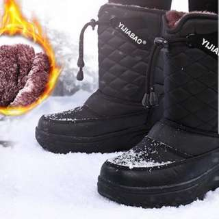 Winter boots shoe