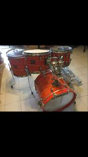 Yamaha Club Custom & Oak Custom Drum set