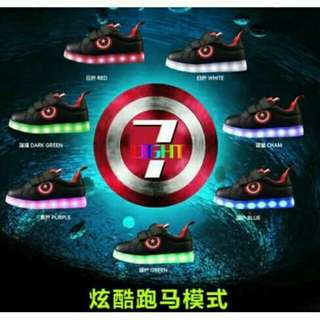 LED SHOES 7 in 1 colors
