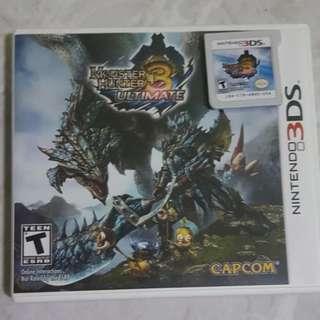 Monster Hunter Ultimate 3