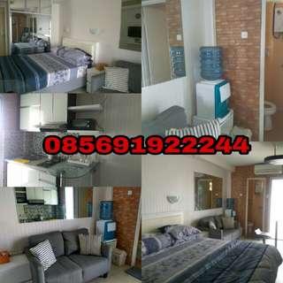 Apartemen Harian Kalibata City jakarta selatan