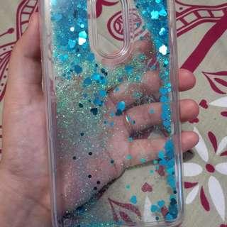 Case glitter air