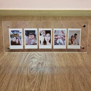Instax Print with Frame