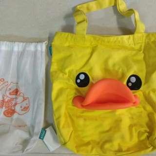 B.Duck立體鴨咀袋