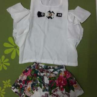 Toddler Girls Set (2T)