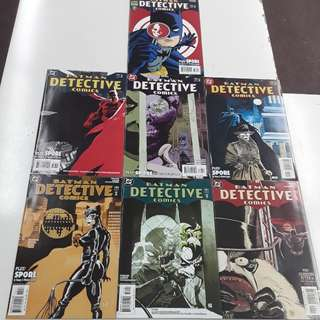 Batman Dead Reckoning Comics Set