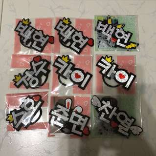 *UPDATED* EXO LightStick Tag