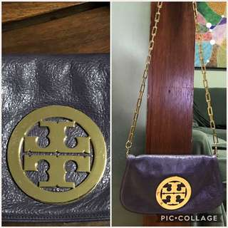 Tory Burch - clutch/sling bag