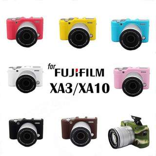 Fujifilm XA3 & XA10 silicone case FREE Delivery MM