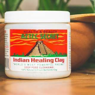 {PROMOTION} Aztec Indian Healing Clay Mask
