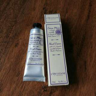 #tisgratis Hand Cream Loccitane