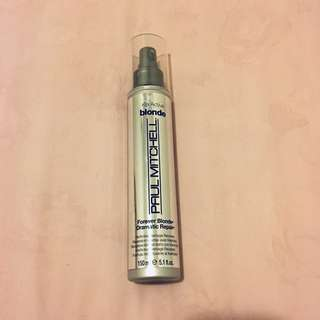 Bleach Blonde Damage Repair KerActive blonde Paul Mitchell
