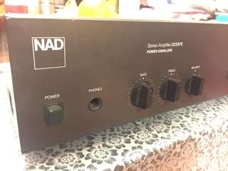 NAD 3225PE Stereo Amplifier USED