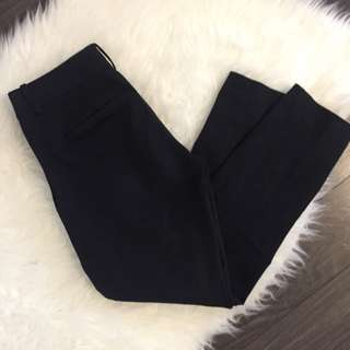 BABATON Black Eliotte Stretch Pants Size 2
