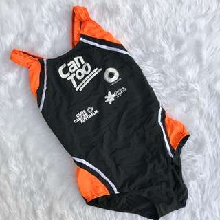 Branded one piece