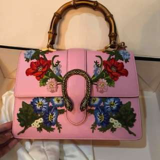 RUSH selling LOW Authentic Gucci Dionysus Top Handle Bag
