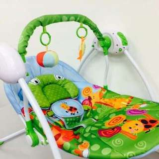 New Rocker Swing Green