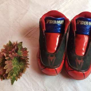 Spidey Shoes