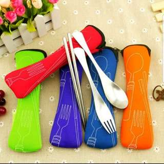 Travel Cutlery Set preorder