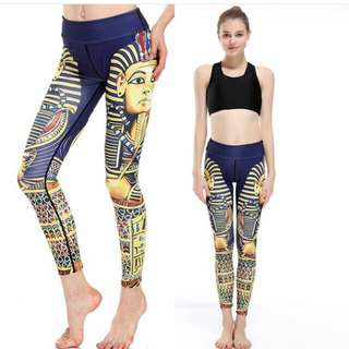 Premium legging werkshop look a like