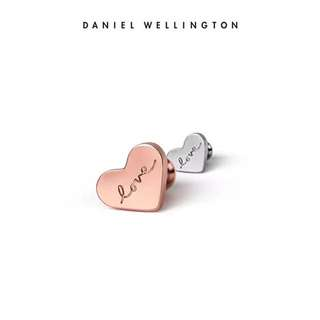 Daniel Wellington Love Charm (rose gold/silver)